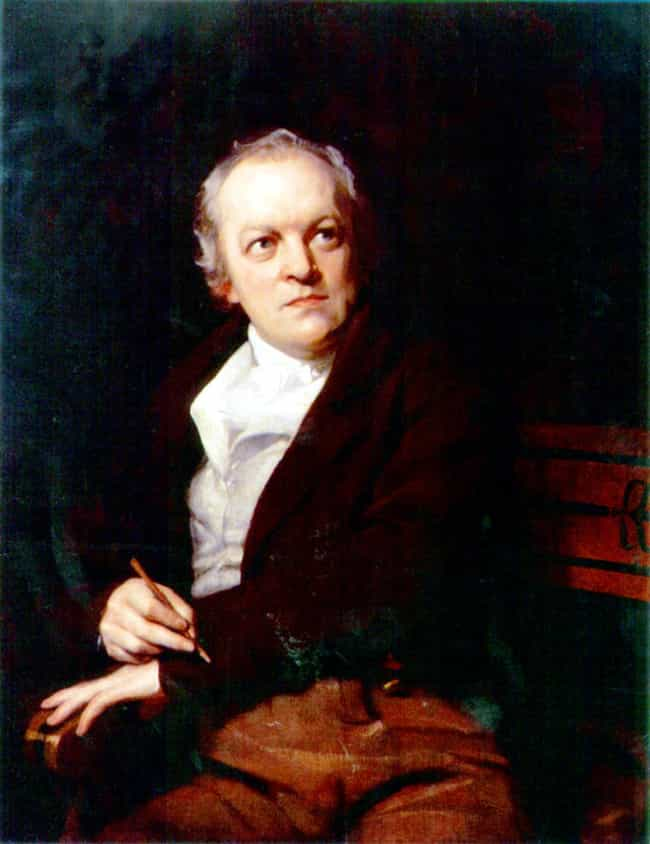 William Blake is listed (or ranked) 2 on the list Famous Male Printmakers
