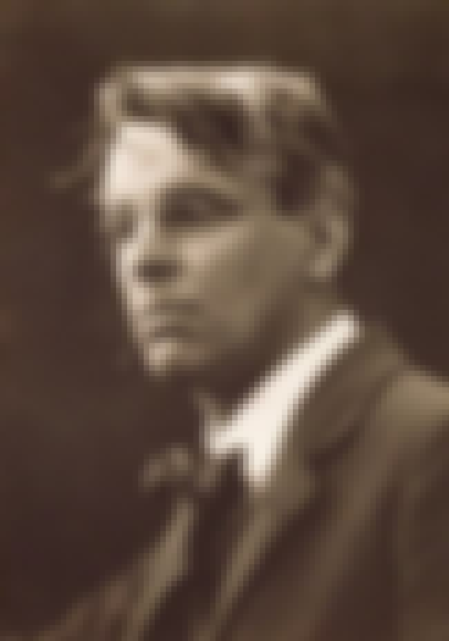 William Butler Yeats is listed (or ranked) 5 on the list Authors Inherently Famous For Drug/Alcohol (Ab)use