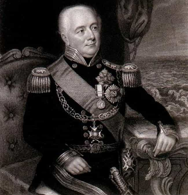 William Hargood is listed (or ranked) 4 on the list List of Famous Admirals