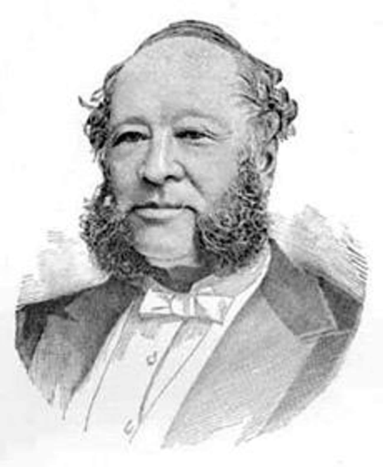 William Henry Vanderbilt is listed (or ranked) 4 on the list Members of the Vanderbilt Family