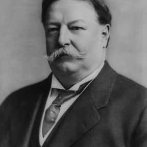 William Howard Taft is listed (or ranked) 16 on the list Famous People Named William and Bill