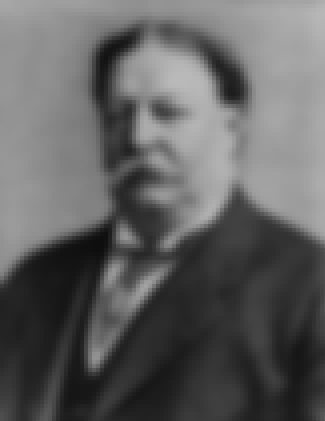 William Howard Taft is listed (or ranked) 2 on the list Famous Male Jurists