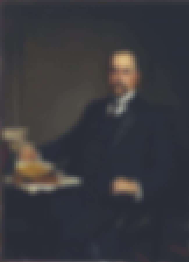 William Osler is listed (or ranked) 4 on the list Famous Trinity College School Alumni