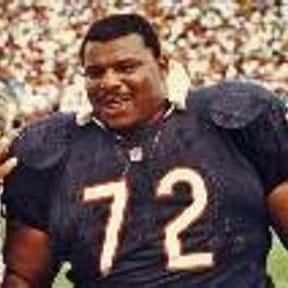 William Perry is listed (or ranked) 7 on the list The Greatest Out of Shape Athletes in Sports