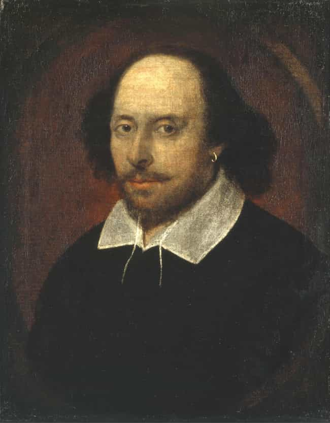 William Shakespeare is listed (or ranked) 3 on the list Famous Historical Figures Who Were Probably More Than One Person