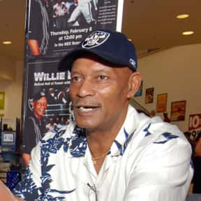 Willie Brown is listed (or ranked) 12 on the list List of Famous Football Cornerbacks