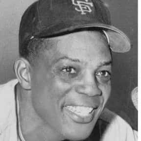 Willie Mays is listed (or ranked) 8 on the list The Greatest Baseball Players Of All Time