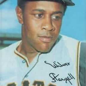 Willie Stargell is listed (or ranked) 18 on the list Famous People Who Died in North Carolina