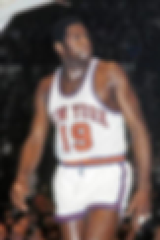 Willis Reed is listed (or ranked) 3 on the list The Top 10 NY Knicks of All-Time