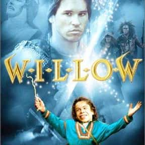 Willow is listed (or ranked) 8 on the list The Best Medieval Movies