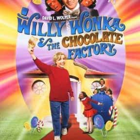 Willy Wonka & the Chocolate Fa is listed (or ranked) 17 on the list The Best Fantasy Movies for 10 Year Old Kids