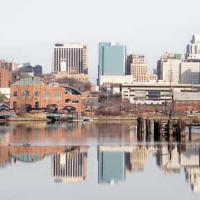 Wilmington is listed (or ranked) 22 on the list The Best US Cities for Architecture