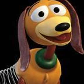 Slinky Dog is listed (or ranked) 2 on the list All The Toys In The 'Toy Story' Franchise, Ranked By Cuteness