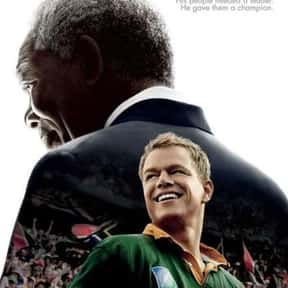 Invictus is listed (or ranked) 19 on the list The Best Movies Directed by Clint Eastwood