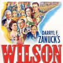 Wilson is listed (or ranked) 9 on the list The Best President Biopics