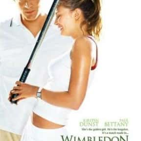 Wimbledon is listed (or ranked) 2 on the list The Best Sports Romance Movies