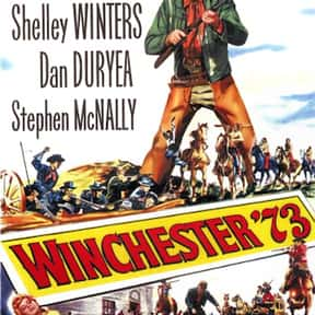 Winchester '73 is listed (or ranked) 7 on the list The Best Western Movies of the 1950s