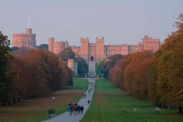 Windsor Castle is listed (or ranked) 1 on the list The Outrageous Amounts Of Money It Costs To Run The Royal Estates