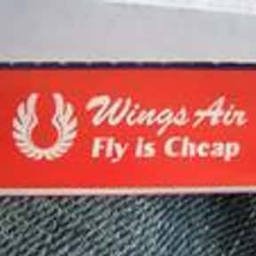 Wings Air is listed (or ranked) 12 on the list All Indonesian Airlines