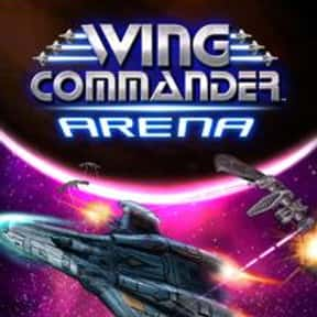 Wing Commander Arena is listed (or ranked) 14 on the list The Best Space Combat Simulator Games of All Time