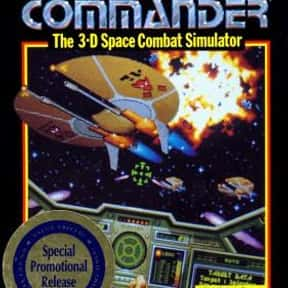 Wing Commander is listed (or ranked) 15 on the list The Best Space Combat Simulator Games of All Time