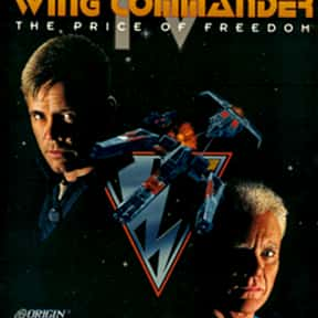 Wing Commander IV: The Price o is listed (or ranked) 22 on the list The Best Space Combat Simulator Games of All Time
