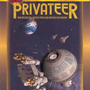Wing Commander: Privateer is listed (or ranked) 7 on the list The Best Space Combat Simulator Games of All Time