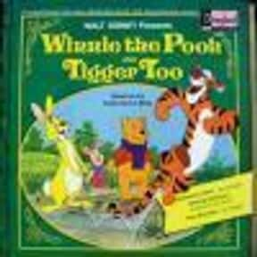 Winnie the Pooh and Tigger Too is listed (or ranked) 14 on the list The Best Kids Movies of the 1970s