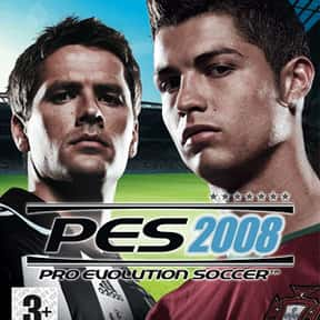 Pro Evolution Soccer 2008 is listed (or ranked) 8 on the list The Best PlayStation 2 Soccer Games