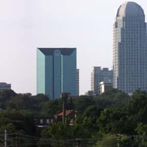 Winston-Salem is listed (or ranked) 25 on the list The Best Southern Cities To Live In