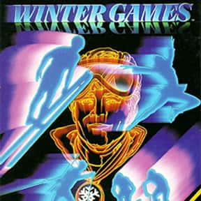 Winter Games is listed (or ranked) 2 on the list The Best Atari 7800 Games