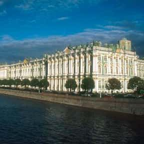 Winter Palace is listed (or ranked) 4 on the list The Top Must-See Destinations in Russia