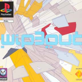 Wipeout 3 is listed (or ranked) 19 on the list The Best PlayStation Racing Games