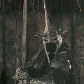 Witch-king of Angmar is listed (or ranked) 16 on the list The Coolest Characters in Middle-Earth