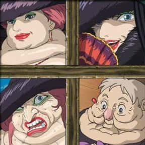 Witch of the Waste is listed (or ranked) 20 on the list The Greatest Fat Anime Characters of All Time