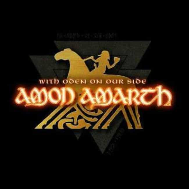 With Oden on Our Side is listed (or ranked) 2 on the list The Best Amon Amarth Albums of All Time