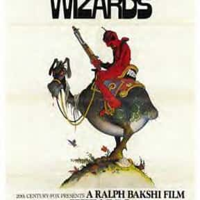 Wizards is listed (or ranked) 19 on the list The Best 70s Cartoon Movies