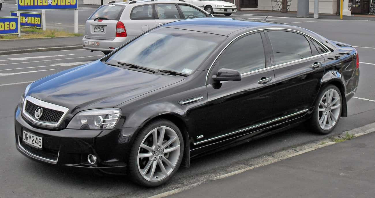 Holden Caprice is listed (or ranked) 1 on the list Full List of Daewoo Models