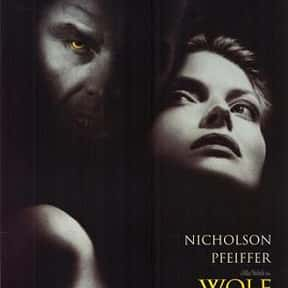 Wolf is listed (or ranked) 15 on the list The Best Michelle Pfeiffer Movies