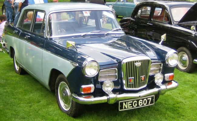 Wolseley 15/60 is listed (or ranked) 1 on the list Full List of BMC Models