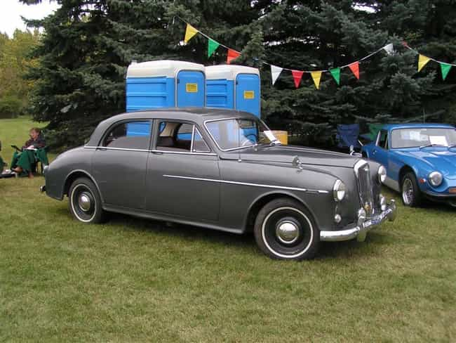 Wolseley 6/90 is listed (or ranked) 3 on the list Full List of Wolseley Models