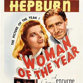 Woman of the Year is listed (or ranked) 12 on the list The Best Romantic Comedies of the 1940s