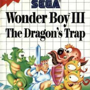 Wonder Boy III: The Dragon's T is listed (or ranked) 16 on the list The Best TurboGrafx-16 Games