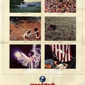 Woodstock is listed (or ranked) 5 on the list The Best Concert Movies
