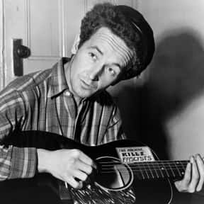 Woody Guthrie is listed (or ranked) 9 on the list The Best Political Musicians