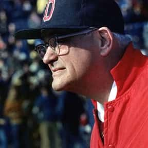 Woody Hayes is listed (or ranked) 24 on the list The Best College Football Coaches of All Time