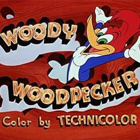 Woody Woodpecker is listed (or ranked) 15 on the list The Best Bird Characters In Cartoons And Comics