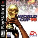 World Cup 98 is listed (or ranked) 23 on the list The Best Football Games of All Time