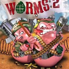 Worms 2 is listed (or ranked) 15 on the list List of All Strategy Video Games