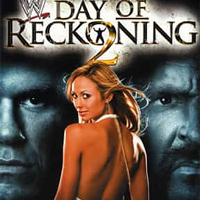 WWE Day of Reckoning 2 is listed (or ranked) 25 on the list The Best Wrestling Games of All Time